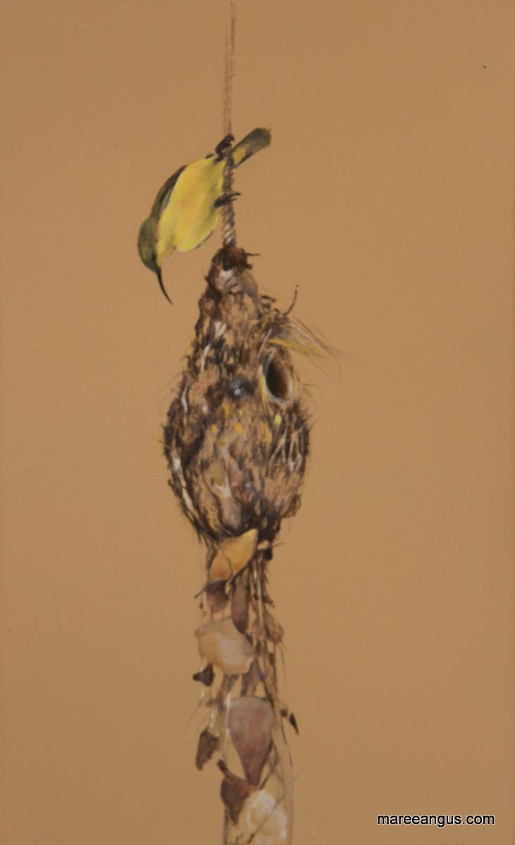 Grand Designs - 47cm x 27.5cm, Pastel - SOLD
